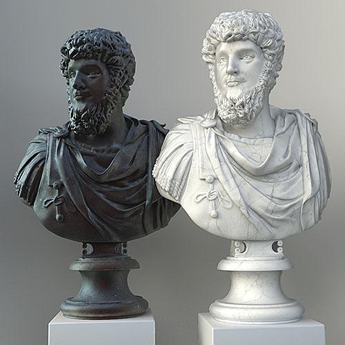 Lucius Verus Bust